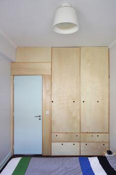 #POLIGONO #Travessa #closet #bedroom