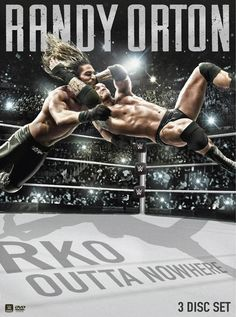 Shop WWE: Randy Orton RKO Outta Nowhere Discs] [Blu-ray] at Best Buy. Find low everyday prices and buy online for delivery or in-store pick-up. Wrestling Superstars, Wrestling Wwe, Randy Orton, Rko Outta Nowhere, Fc Barcalona, Raw Wwe, Catch, Wwe Wallpapers, Hd Wallpaper