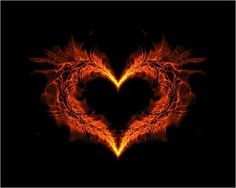 Burning Love Love Heart Pics Heart Pictures Pictures Images Wallpaper Desktop Heart