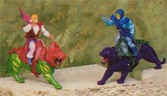 Heman and Skeletor Figures - 80s Toys and Games, TV and Film | Stuff from the 80s