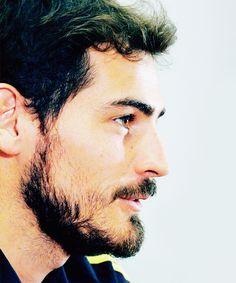 Iker Casillas -- HALA MADRID <3 Viva España!
