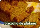 Bizcocho vegano de plátano SIN GLUTEN SIN LEVADURA :: recetas veganas recetas vegetarianas :: Vegetarianismo.net
