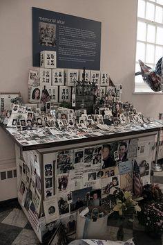 St. Paul's Chapel - post 9/11 memories, artifacts