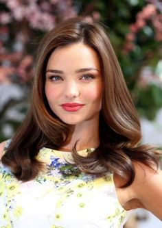 Miranda Kerr Hairstyles and Haircuts
