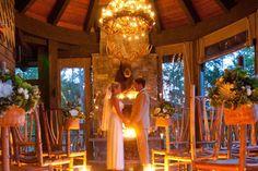 30+ Amazing Wedding Venues Around the World - Lake Placid Lodge in New York