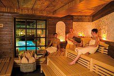 Die 31 schönsten Wellness-Hotels, Thermen, Saunaparks und Day Spas
