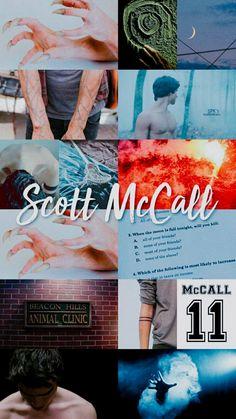 Teen Wolf Scott McCall