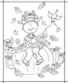 * Pumpkin King!