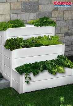 new england arbors cascading keyhole composting garden bed - Vegetable Garden Ideas New England