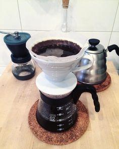 El mejor momento del día  #brewcoffee #hario #elprimercafedelamañana http://ift.tt/20b7VYo