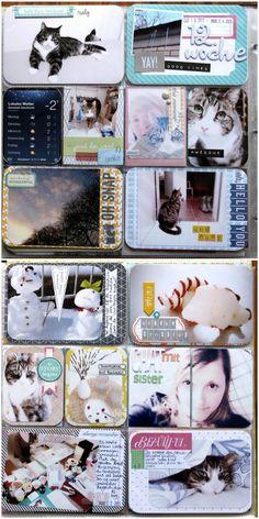 Nadine Westphal für www.danipeuss.de | Project Life