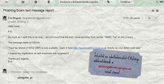 Figyelmeztetés az Egyesült Királyságban élőknek. Ma sms-t kaptam, a feladó az HMRC Tax. Az sms úgy szólt, hogy £318.12 adót visszaigényelhetek, a megadott linkre kattintva, rögtön a kártyámra. Mik …