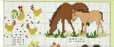 Horse Pattern, Wallpaper, Alice, Horses, Embroidery, Animals, Cross Stitch Animals, Crocheting Patterns, Cross Stitch Embroidery