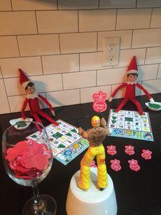 Day 3: elf bingo