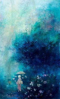 Azul Jardin