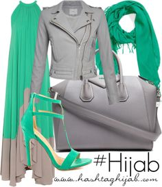 Hashtag Hijab Outfit #371