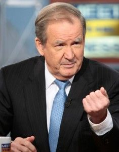 Pat Buchanan Calls For 'A New Era Of Civil Disobedience' Against LGBT Equality