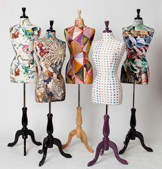 Kasa da Gente: Manequins para decoração