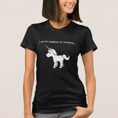 Discover a world of laughter with funny t-shirts at Zazzle! Tickle funny bones with side-splitting shirts & t-shirt designs. Laugh out loud with Zazzle today! T Shirt Designs, Design T Shirt, T Shirt Custom, T Shirt Diy, Shirt Shop, Wonder Woman Comics, American Apparel, Rosa T Shirt, T Shirt Rose