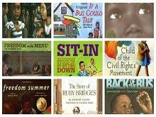 Beyond Martin Luther King, Jr.- Help your children learn about the Civil Rights Movement with these wonderful picture books.