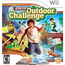 """Adapted Wii games for children with orthopedic impairments """"Outdoor Challenge"""" $89.99"""