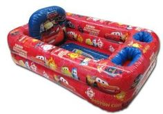 Amazon.com: Disney Pixar Cars - Inflatable Safety Bathtub for Baby: Baby