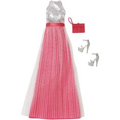 Barbie® Fashion - Gone Glam - Shop.Mattel.com