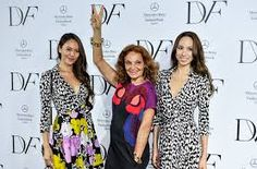Image result for pictures of dvf dresses