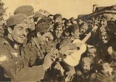 Spain's Blue Division on the Eastern Front, 1941.