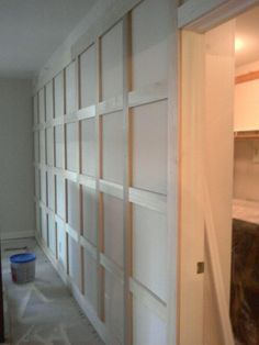 accent wall wainscoting - Google Search
