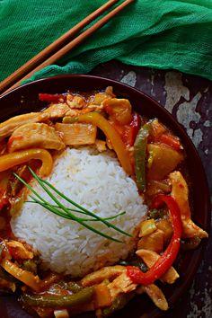 Kínai édes-savanyú mártás | Rupáner-konyha