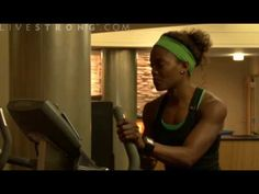 Youtube video - How to Use a Stair Stepper.