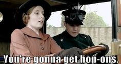 Arrested Downton