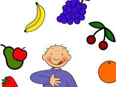 Fruit eten jules