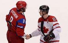 2014 Winter Olympics: Canada, Russia co-favorites for hockey gold