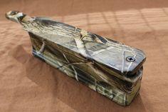 New Camo Box Turkey Call