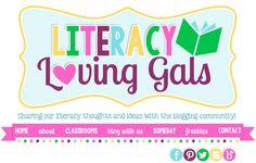 Literacy Loving Gals