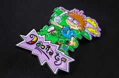 #Rugrats Flashbacks!  Here's the DabRats Parody of Chuckie - with his favorite Dab Rig! #dabbing #dabs #dabrag
