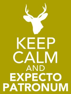 Expecto Patronum (Patronus Charm) -
