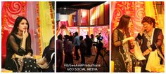 LIVE FROM THE SET OF #UTHOJAGOPAKISTAN Utho Jago Pakistan, Geo Tv, Morning Show, Live, Concert, Concerts