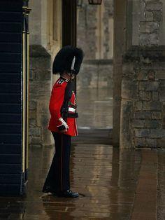 Windsor Castle Guard