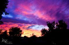 Southwest Sunset - Arizona