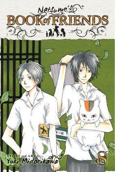 Natsume's Book of Friends, Vol. 8 by Yuki Midorikawa