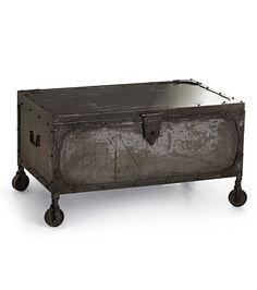 industrial trunk on wheels