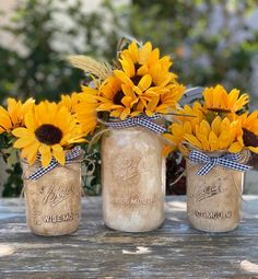 Excited to share this item from my shop: Antiqued mason jar centerpiece Spring decorations Rustic centerpiece Farmhouse centerpiece Mason jar farmhouse decor Mason Jar Centerpieces, Rustic Centerpieces, Farmhouse Table Decor, Farmhouse Style, Mason Jar Gifts, Rustic Feel, Wooden Signs, Spring, Handmade Gifts