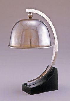 Title :     Desk lamp  Artist:     Donald Deskey Other relation  Accession:     86.13.2  Country:     United States  Date:     circa 1929
