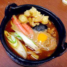 名古屋名物の味噌煮込みうどん お母さんが作るのがいちばん好きだなぁ❤ - 58件のもぐもぐ - 味噌煮込みうどん by ekyon