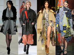 London Fashion Week Fall 2014 Best Fashion Trends  #fashiontrends