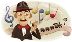 Adoniran Barbosa's 105th Birthday Aug 6, 2015