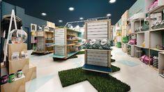 Shop Interior Design, Pet Shop, Graphic Design, Behance, Architecture, Furniture, Home Decor, Industrial, Boutique